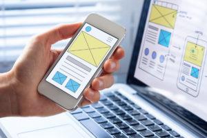 Leistungen Responsive Webdesign