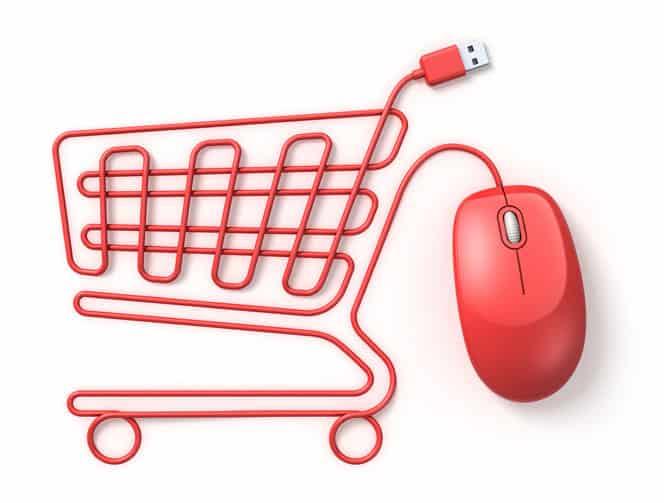 Milena Paralis Leistungen Online Shop, WooCommerce